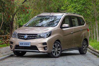Auto-sales-statistics-China-Venucia_M50V-MPV