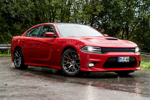 Dodge-Charger-auto-sales-statistics-Europe
