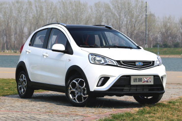 Auto-sales-statistics-China-Geely_Yuanjing_X1-SUV