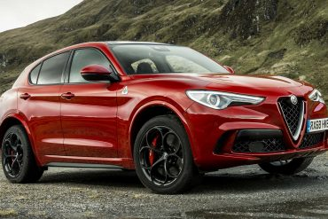 Alfa Romeo Stelvio US Sales
