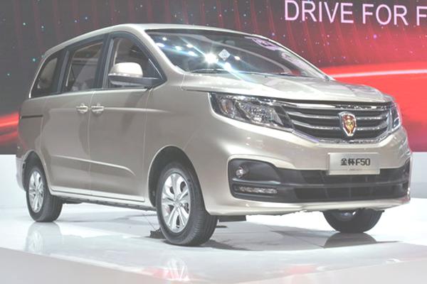 Auto-sales-statistics-China-Jinbei_F50-MPV