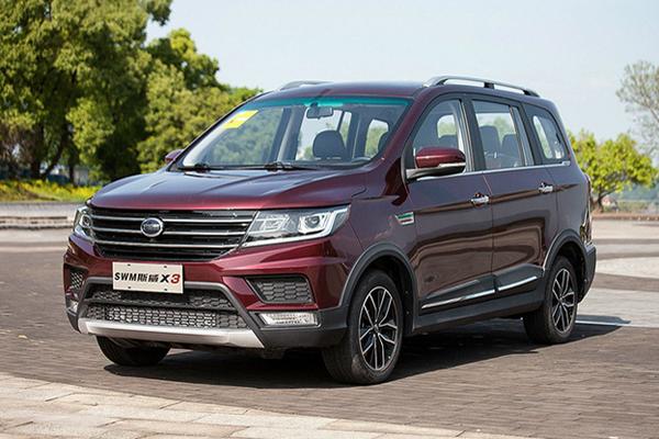 Auto-sales-statistics-China-SWM_X3-SUV