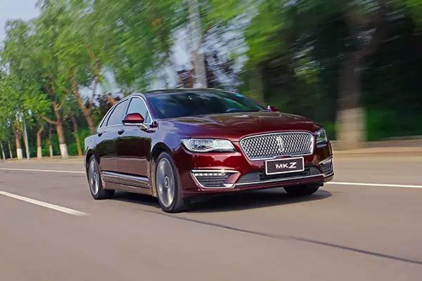 Auto-sales-statistics-China-Lincoln_MKZ-sedan