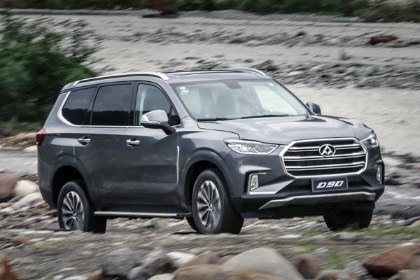 Auto-sales-statistics-China-Maxus_D90-SUV