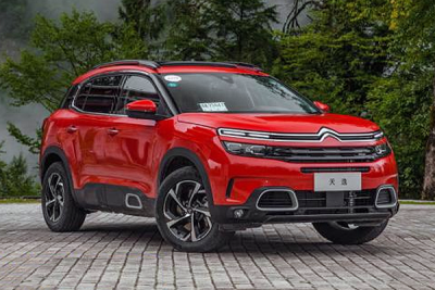 Auto-sales-statistics-China-Citroen_C5_Aircross-SUV