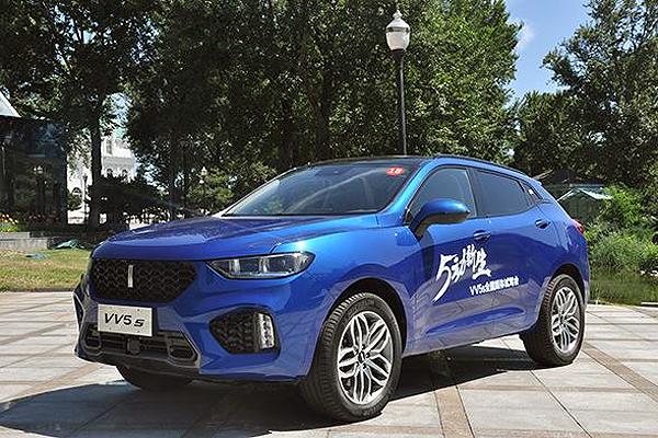 Auto-sales-statistics-China-Wey_VV5-SUV