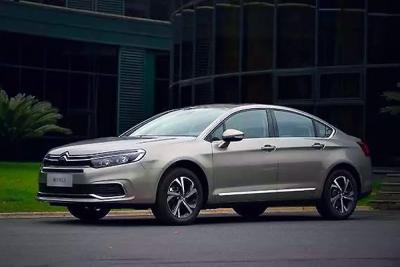 Auto-sales-statistics-China-Citroen_C5-sedan