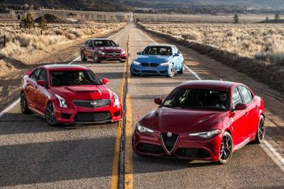 Alfa_Romeo_Giulia-BMW_M3-Cadillac_ATS-Mercedes_AMG_C63