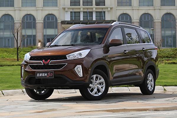 Auto-sales-statistics-China-Wuling_Hongguang_S3-SUV