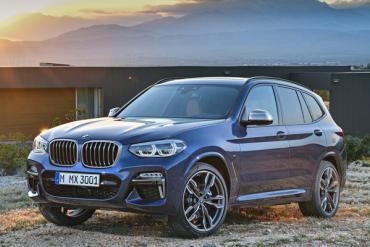 BMW_X3-auto-sales-statistics-Europe