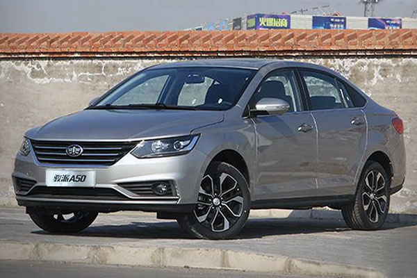 Auto-sales-statistics-China-FAW_Jumper_A50-sedan