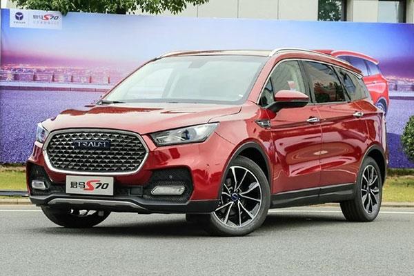 Auto-sales-statistics-China-Traum_S70-SUV