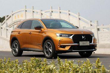 Auto-sales-statistics-China-DS7-SUV