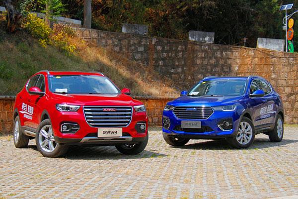 Auto-sales-statistics-China-Haval_H4-SUV