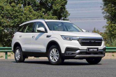 Auto-sales-statistics-China-Zotye_T500-SUV