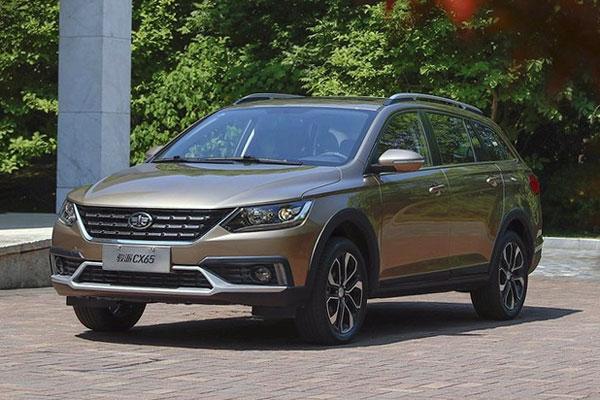 Auto-sales-statistics-China-FAW_Jumper_CX65-wagon