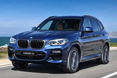 Auto-sales-statistics-China-BMW_X3-SUV