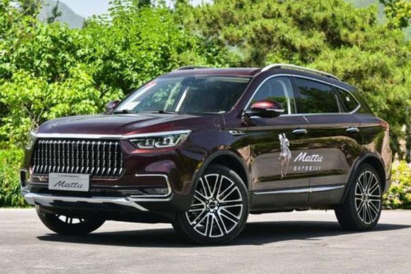 Auto-sales-statistics-China-Leopaard_Mattu-SUV