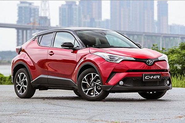 Auto-sales-statistics-China-Toyota_CHR-SUV