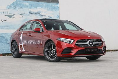 Auto-sales-statistics-China-Mercedes_Benz_A_Class_L-sedan