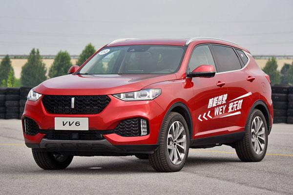 Auto-sales-statistics-China-Wey_VV6-crossover
