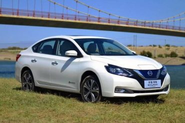 Auto-sales-statistics-China-Nissan_Sylphy_EV