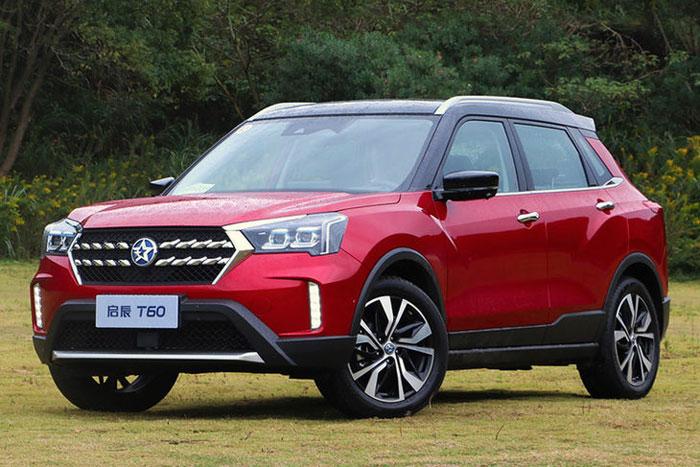 Auto-sales-statistics-China-Venucia_T60-SUV