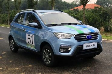 Auto-sales-statistics-China-YGM_E_Line-EV-crossover