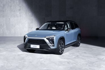 Nio China Sales Figures