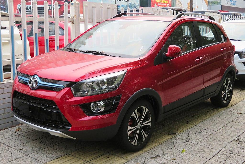 China Baic Cars