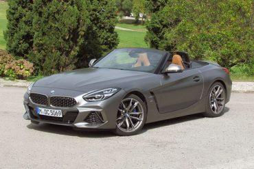BMW-Z4-auto-sales-statistics-Europe
