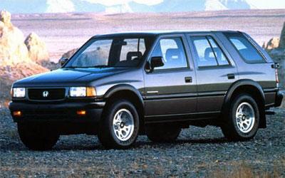 Honda_Passport-1995-US-car-sales-statistics