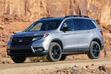 Honda_Passport-US-car-sales-statistics