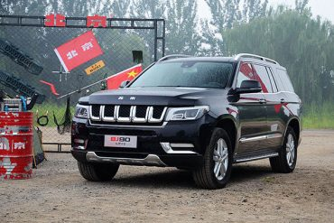 Auto-sales-statistics-China-BAW-BJ90-SUV