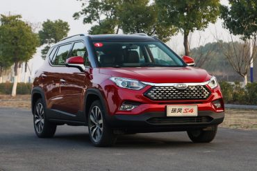 Auto-sales-statistics-China-JAC_Refine_S4-SUV