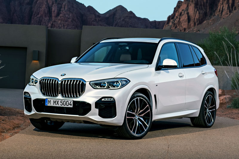BMW_X5-auto-sales-statistics-Europe