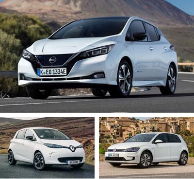 EV-segment-European-sales-2018_Nissan_Leaf-Renault_Zoe-Volkswagen_E_Golf