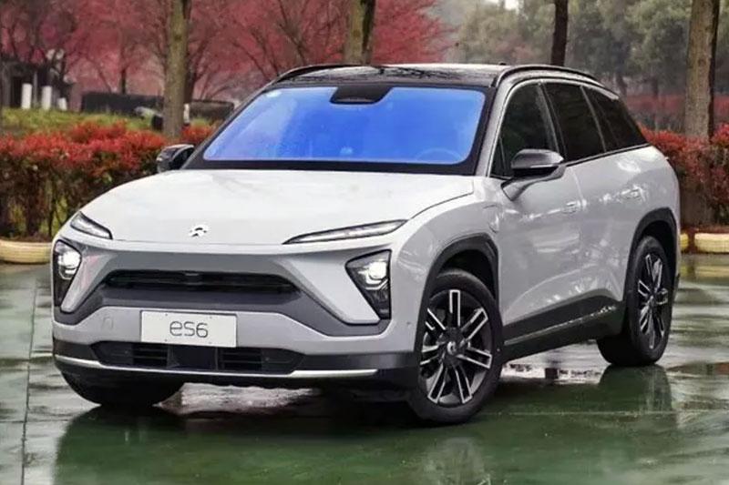 Nio-ES6-voiture-electrique-chinoise
