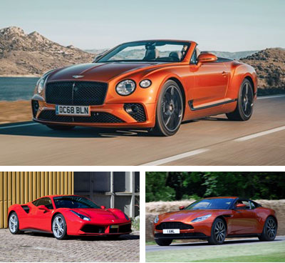 European Sales 2019 Exotics And Sports Cars Carsalesbase Com