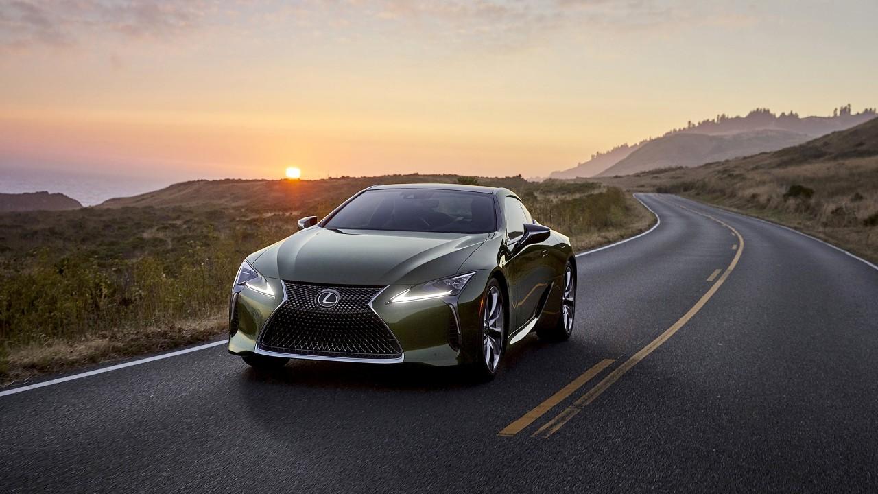 Lexus Sales Data