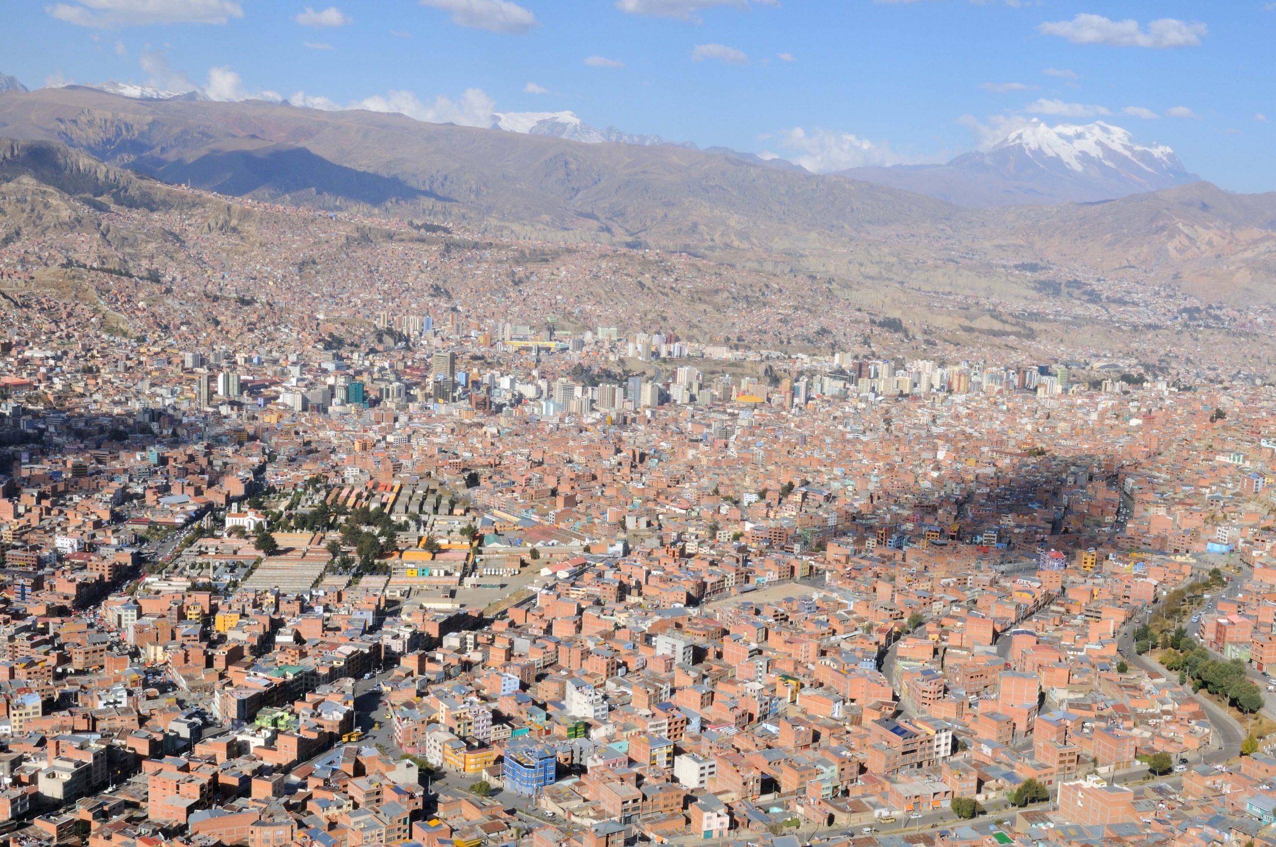 Bolivia Car Sales Data