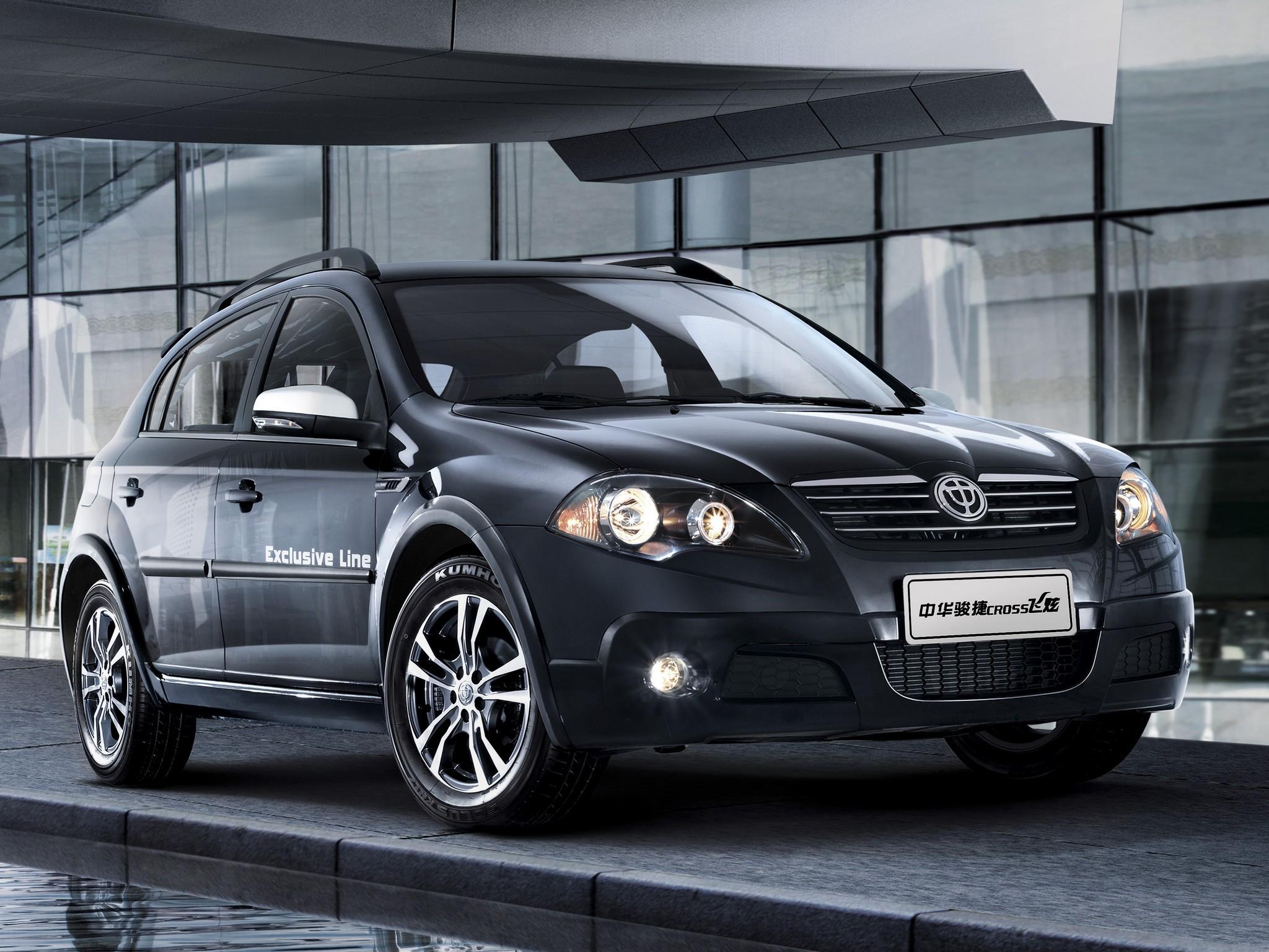 Brilliance Car Sales Data