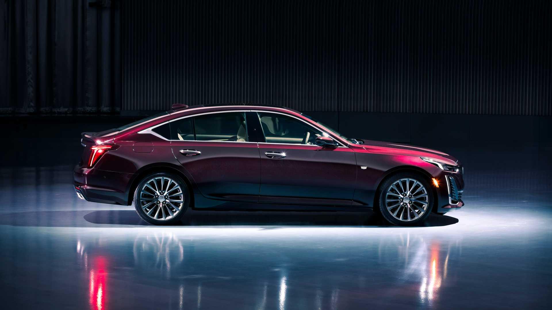Cadillac Car Sales