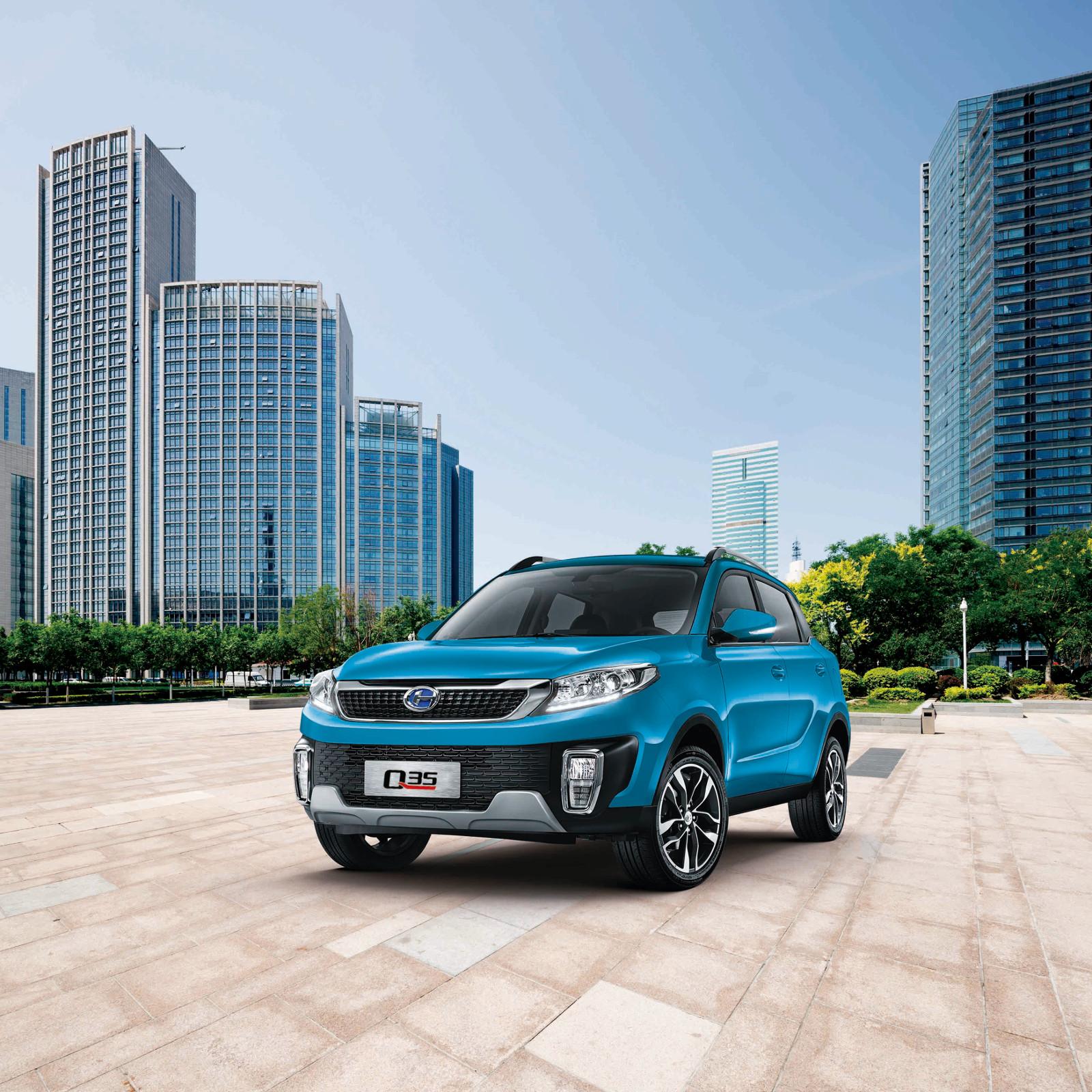 Changhe Car Sales