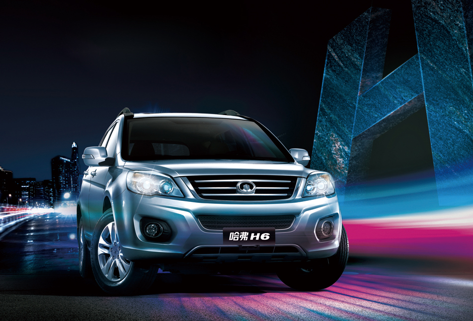 Great Wall Auto Sales Data