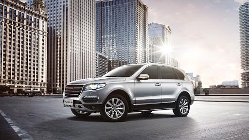 Haval Auto Sales Data