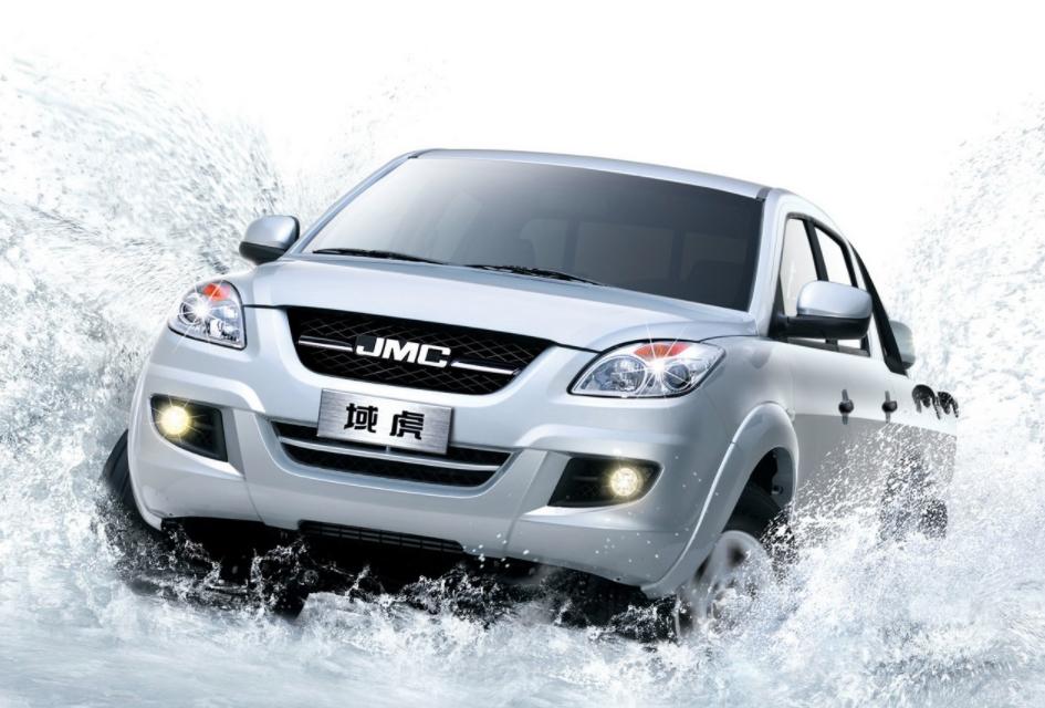 JMC Car Sales Data
