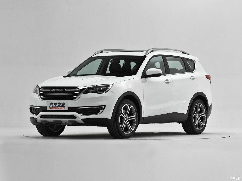 Jetour Car Sales Data