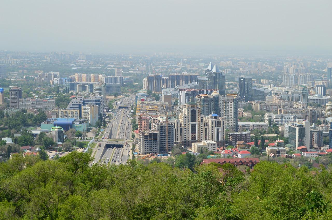 Kazakhstan Car Sales Data