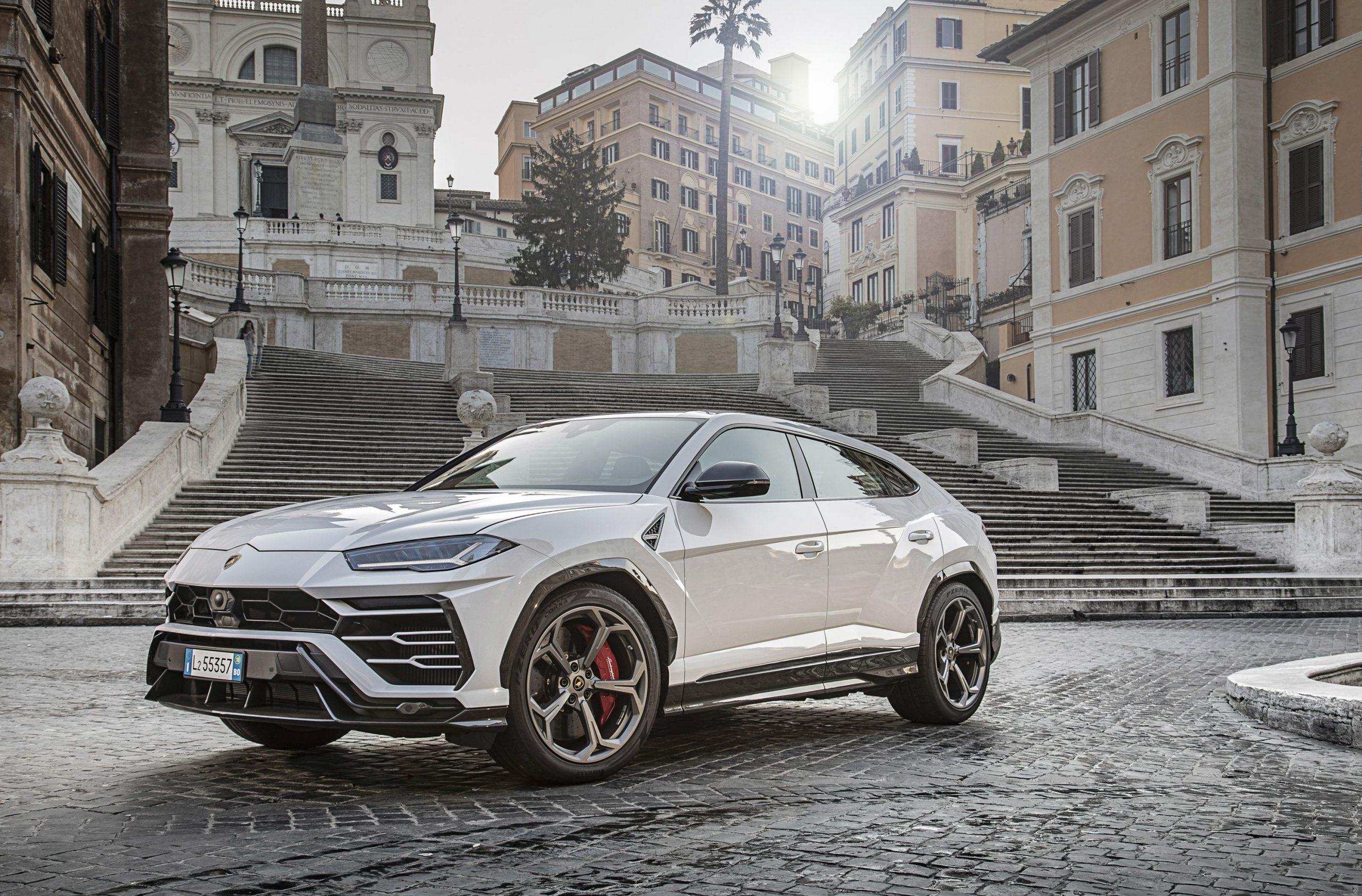 Lamborghini Car Sales Data